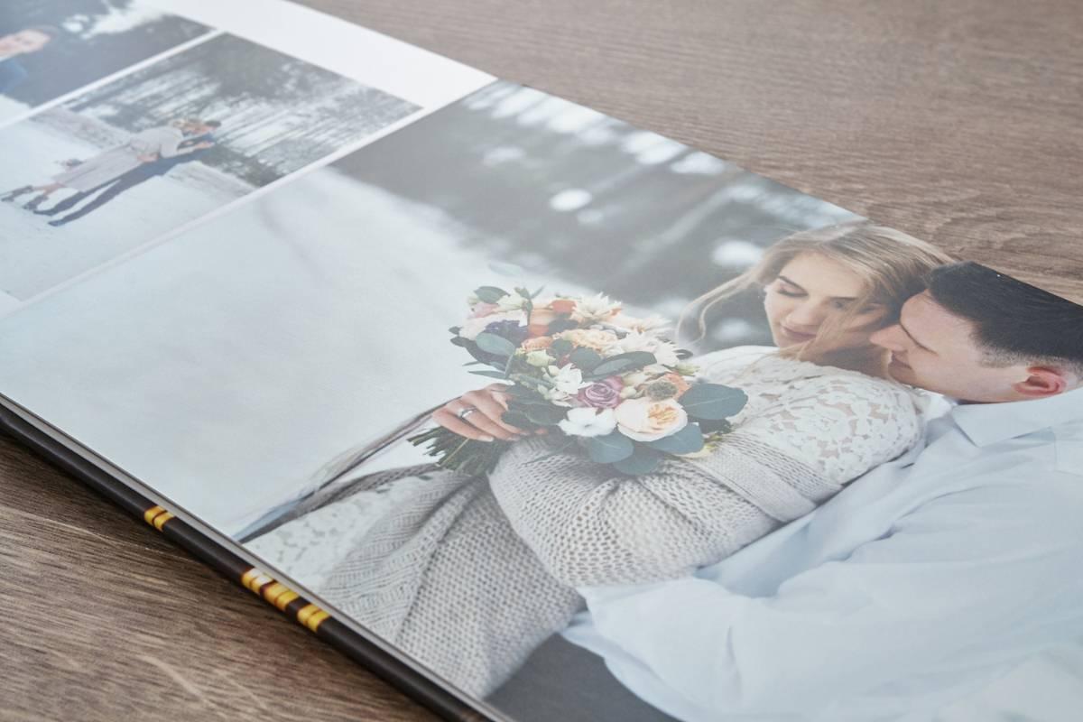 Эксклюзивные свадебные фотокниги